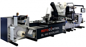 TEA Adhesivos orders booklet label machine from Rotocontrol