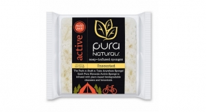 Pura Naturals Soap-Infused Sponges Launch at Walmart