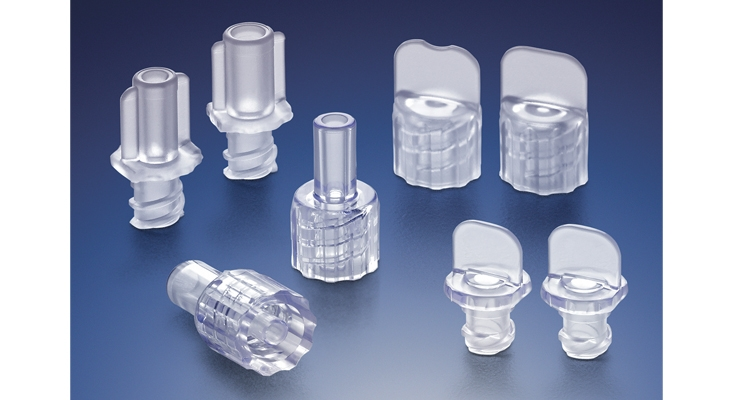 Qosina Adds ISO 80369-6 NRFit™ Components