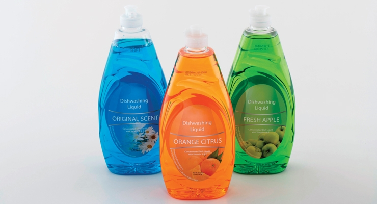 Household Products Labels