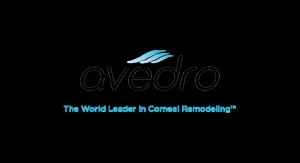 Avedro Names Chief Financial Officer