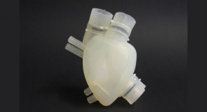Testing a 3D-Printed Silicone Artificial Heart