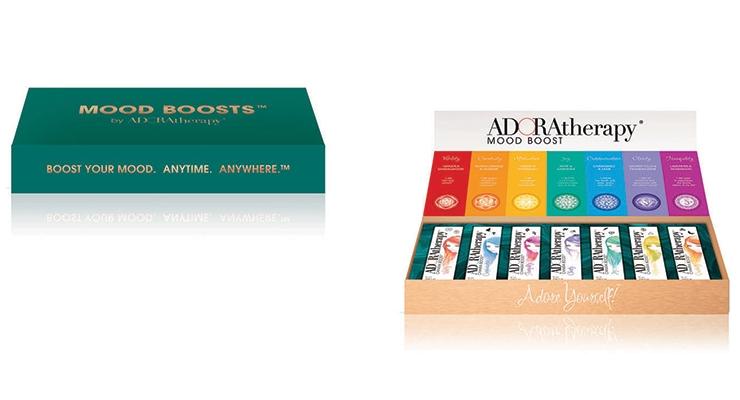 Adoratherapy's Mood Boost set