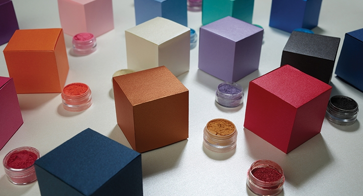 Neenah Packaging can color-match its boards to any custom color.