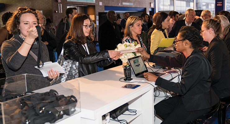 More than 3,600 attendees visited Luxe Pack New York, May 10-11.
