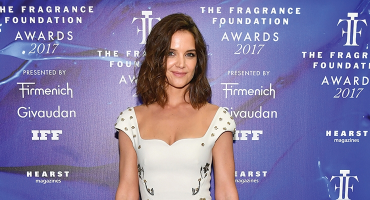 The Fragrance Foundation Awards – Katie Holmes