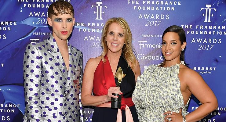 The Fragrance Foundation Awards – Tommy Dorfman, Noreen Dodge, Dascha Polanco