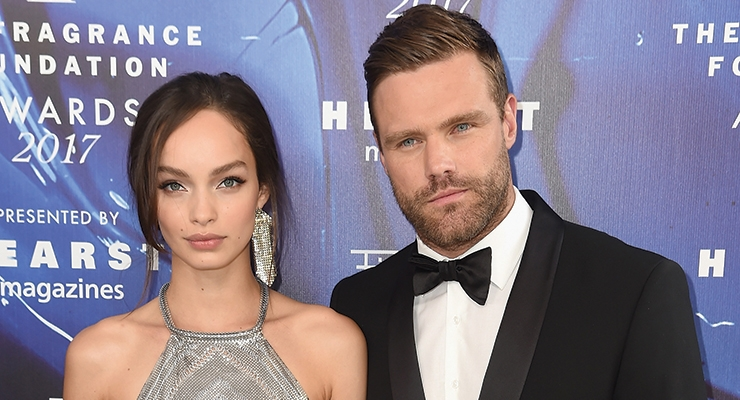 The Fragrance Foundation Awards –  Luma Grothe and Nick Youngquest