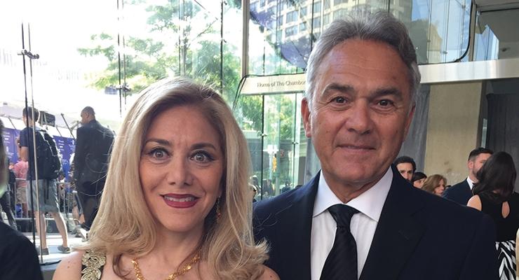 The Fragrance Foundation Awards – Sheherazade Chamlou, Peter Acerra (Verescence)