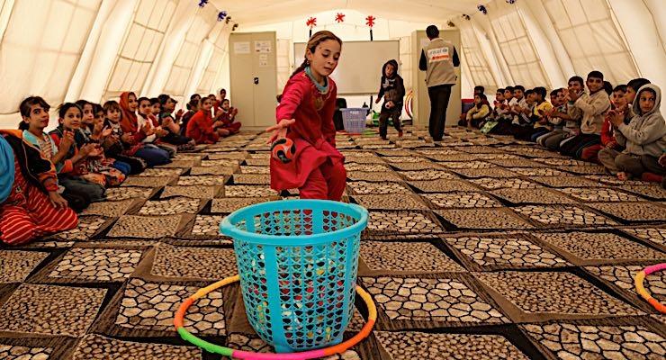 Garner USA Makes Major Commitment to UNICEF