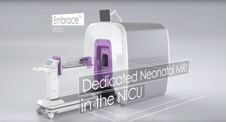 FDA Clears First Neonatal MRI Device