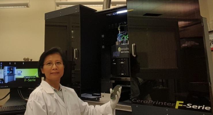 The University of Texas at San Antonio Adds CERADROP Hybrid 3D Digital Deposition Platform