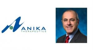 Anika Therapeutics Appoints New President