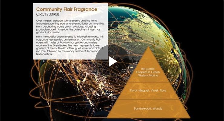 Fragrance Trends for 2018