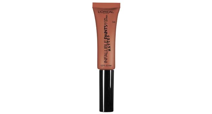 L'Oreal Paris Infallible Paints Matte for lips