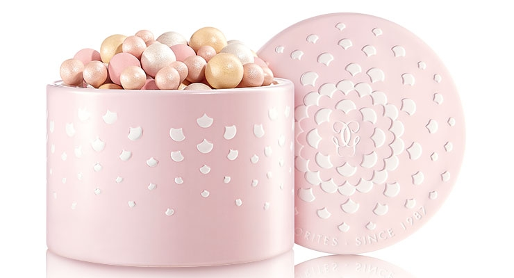 Guerlain Meteorites Birthday Candle Pearls add a festive glow to the face for Fall.