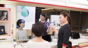Shiseido's New Counter: A First in Japan