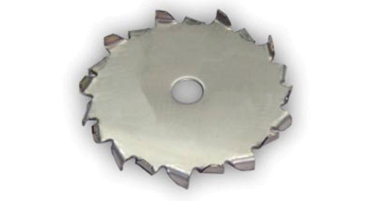 Figure 4. High shear Cowles blade.