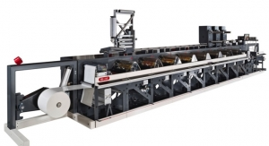 Nilpeter to Premiere New Flexo Press at Labelexpo Europe 2017