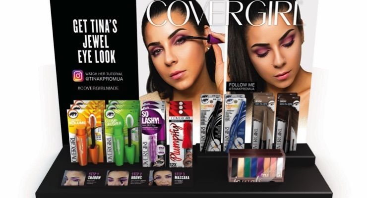 CoverGirl Calls On Influencers