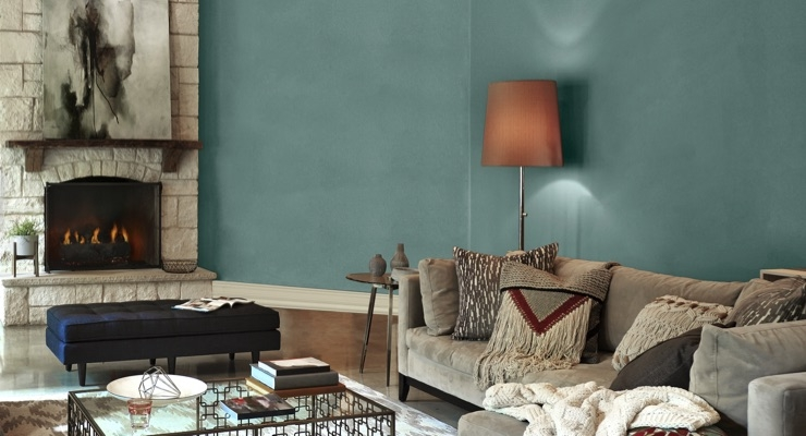 Behr Paint Picks 2018 Color of the Year, Introduces New Palette