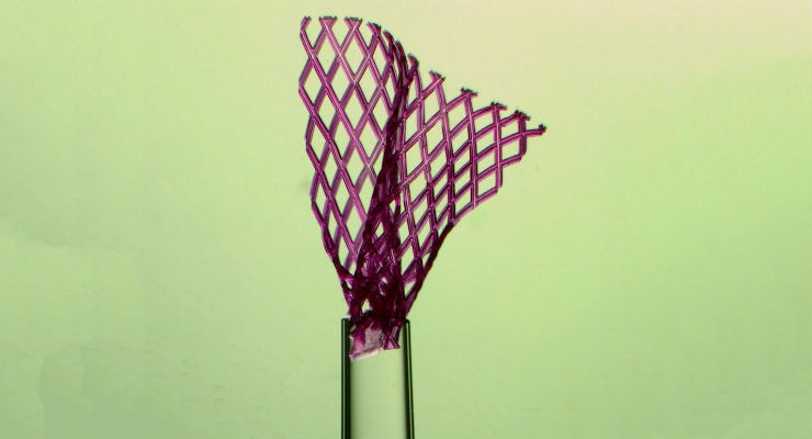 Injectable Tissue Patch Could Help Repair Damaged Organs