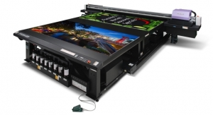 Mimaki USA Flatbed Printer Wins SGIA Award