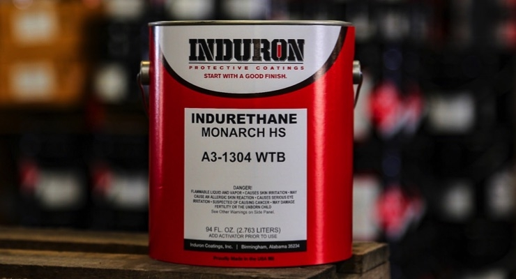 Induron Protective Coatings Debuts New Product