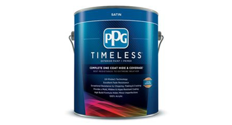 PPG Puts Out Paint, Primer Combo Aimed at DIYers