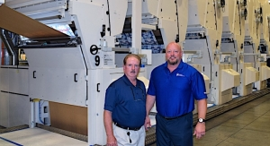 Flint Group assists Dominion Packaging with flexo printing