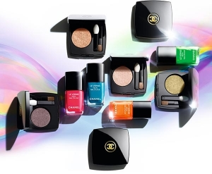 Chanel Launches Neon Shades