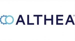 Althea Launches New Sterile Vial Filling Line