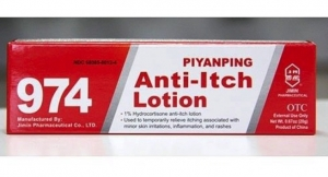 Lucky Mart Recalls Itch Lotion Formulated with Different Active Ingredient