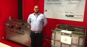 Flint Group selects Flexo Wash for Global Innovation Center