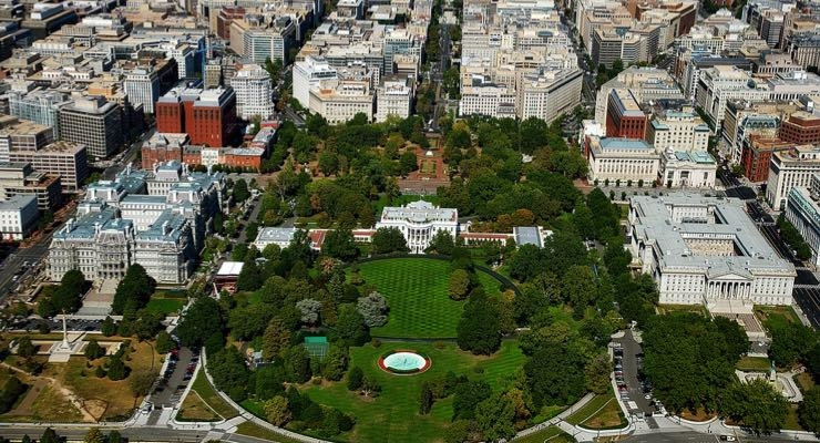 Washington, D.C. Named First LEED Platinum City in the World