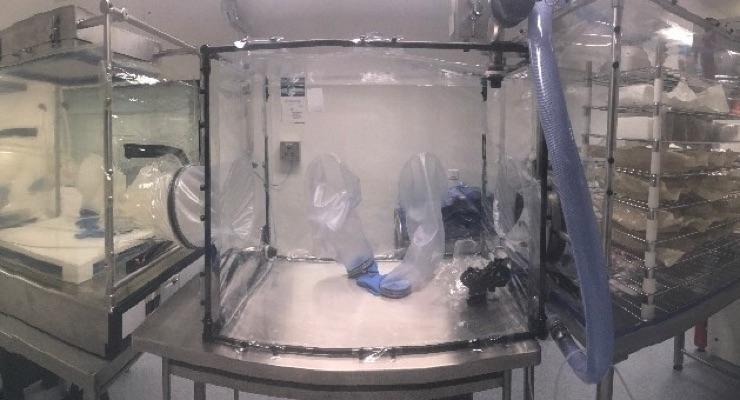 Amatsigroup Manufactures Injectable Clinical Batch Under Single-Use Isolator