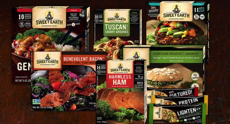 Nestlé Enters Plant-Based Protein Market with Sweet Earth Acquisition