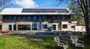 Valspar Case Study: Living Building Challenge Founder Coats His Home with Valspar's Fluropon Pure