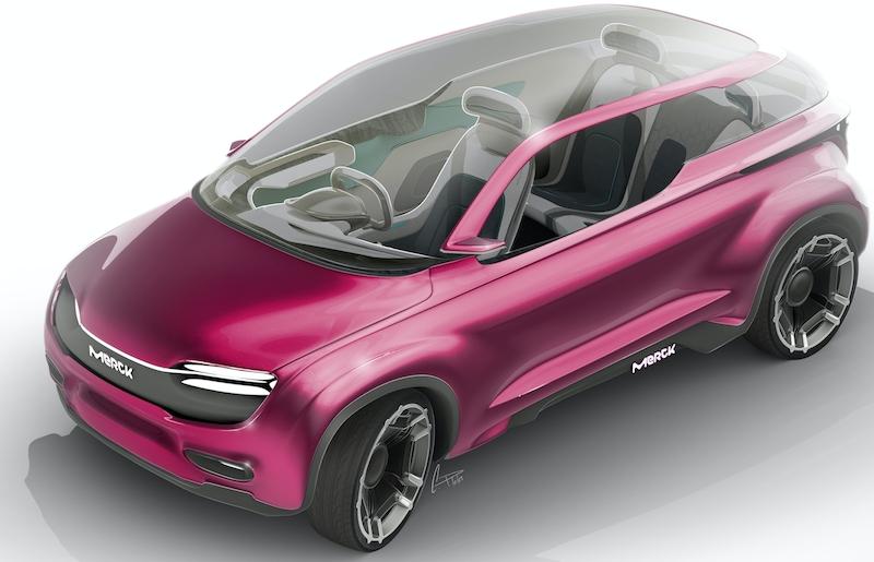 Merck KGaA Debuts Automotive Innovations at the IAA