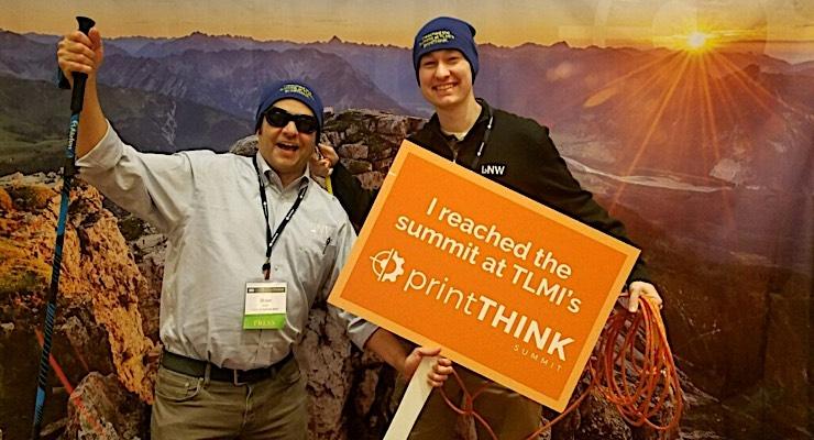 The first TLMI printTHINK Summit