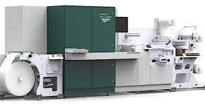 Dantex launches new PicoJet digital UV inkjet press