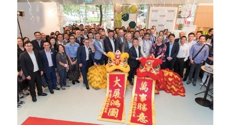 Lenzing Opens Application Innovation Center in Hong Kong