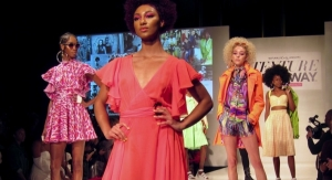 A Look Back at Texture on the Runway