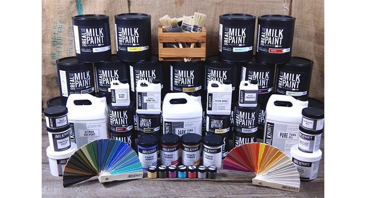 A Q&A With Real Milk Paint Company Founder Dwayne Siever