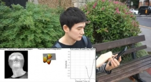 Software Turns Mobile Phone Accessory into Breathing Monitor
