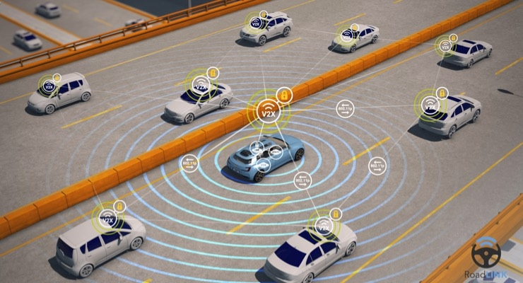 NXP Launches Scalable, Single-Chip Secure Vehicle-to-X Platform