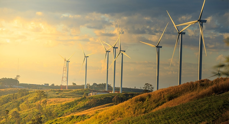 K-C to Power North American Mills with Renewable Wind Energy