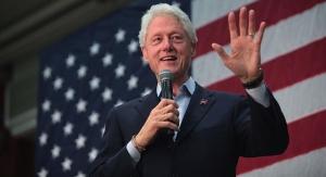 Former President Clinton Delivers Special Keynote Address at Greenbuild 2017 Conference