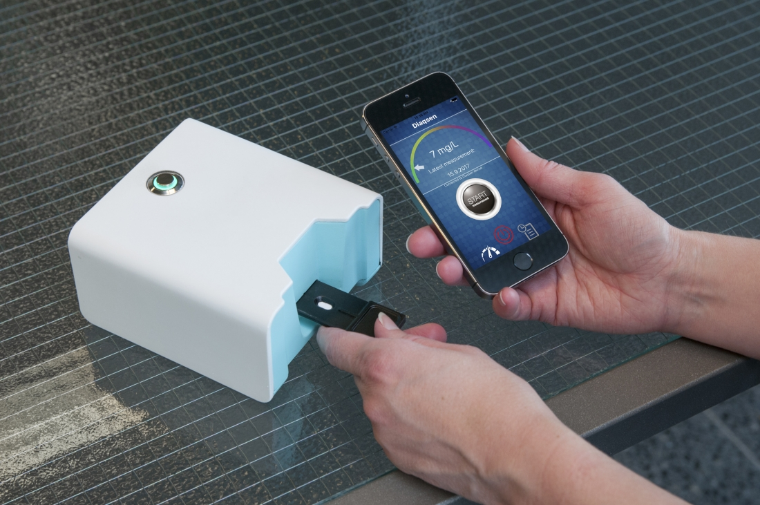 Portable, Home-Use Device Quickly Measures Inflammation Levels