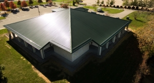 The Grand Hall at Westlake Gardens Catches Eyes with New Valspar Coated Metal Roof